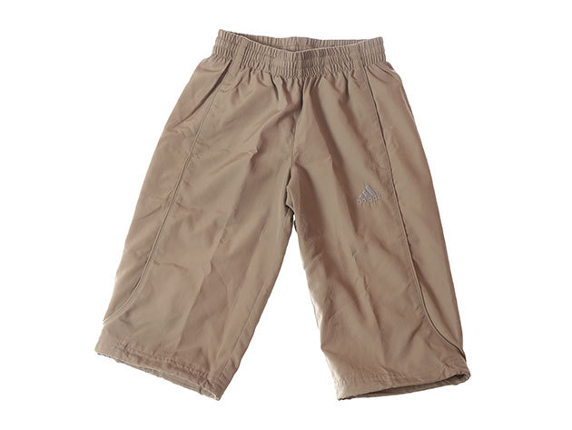 Adidas ESS 3/4 Pant - fiú bermuda (barna) E15324 - 128