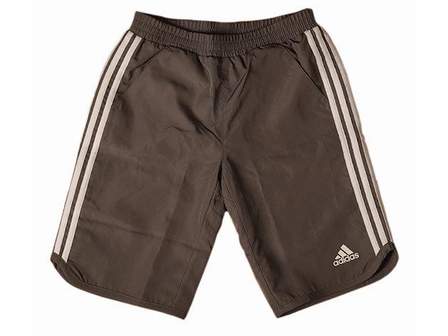 Adidas Inf Woven 3/4 Pant - fiú bermuda (szürke) P41581 - 86