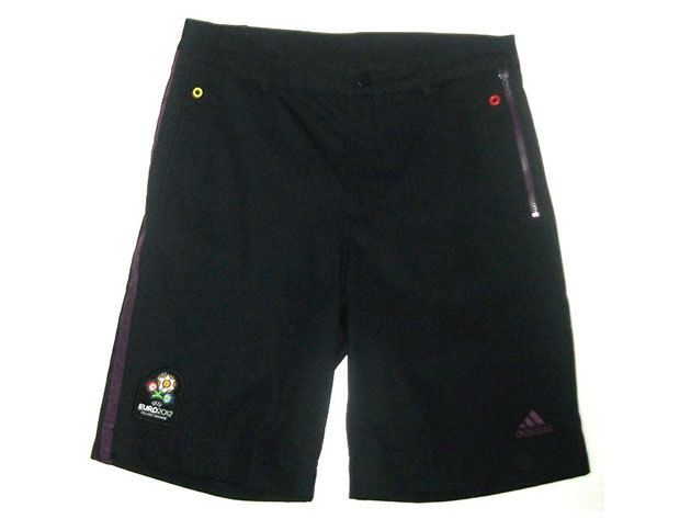 Adidas Official Emblem Short Youth - fiú bermuda (fekete) X23751 - 128
