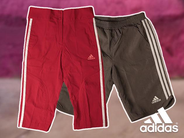 Adidas gyermekruházat: bermudák, shortok és bikini 86-176 méretben OUTLET ÁRON