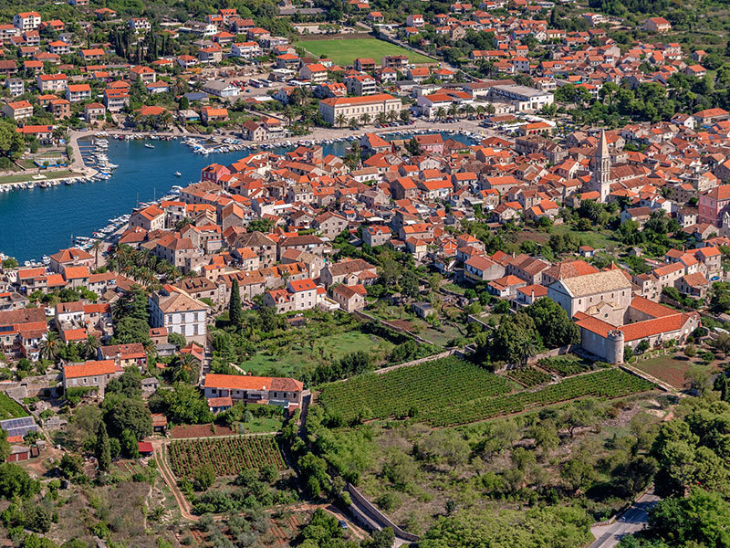 Hvar-sziget, Horvátország, szállás a Apartments Trim*** jóvoltából 3 vagy 5 éjszakára 4 főre sok extra szolgáltatással