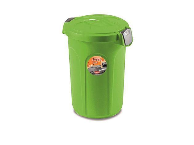 Táptároló, 37x32x46 cm, 23 L, zöld - 01HTI-570303