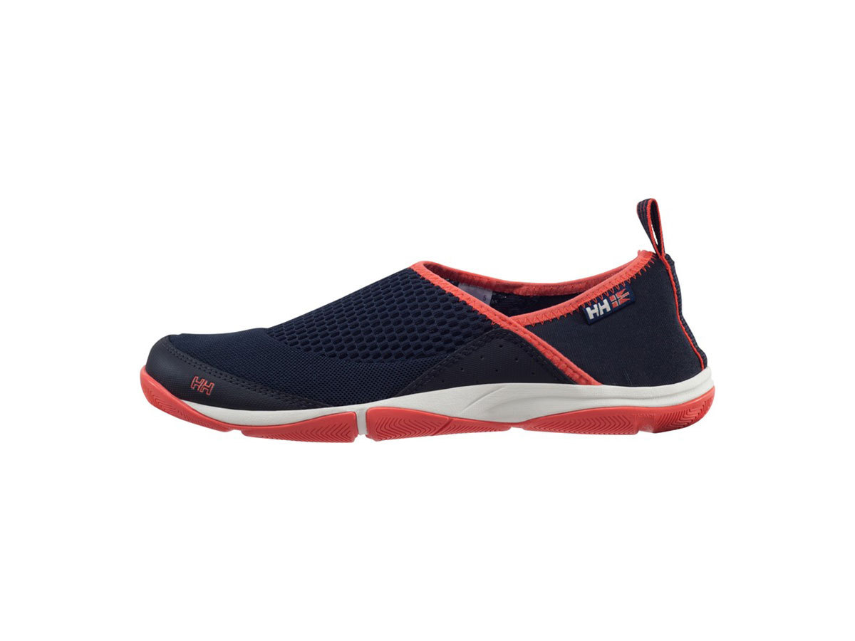 Helly Hansen W WATERMOC 2 - NAVY / SORBET / NIGHT BLU - EU 38.7/US 7.5 (11122_597-7.5F )