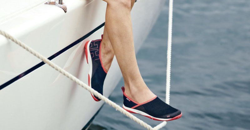 Helly Hansen W WATERMOC 2 vitorlás cipő hajlékony f31b2d8094