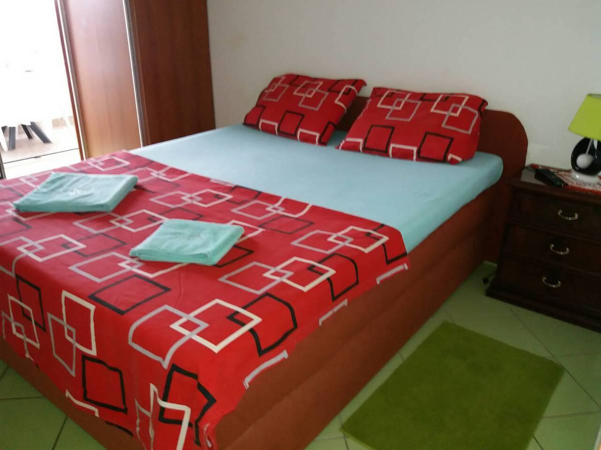 2018.07.15-tól 2018.09.01-ig / Biograd, Horvátország - Residence Angie 7 nap 6 éjszaka apartman 4 fő részére önellátással