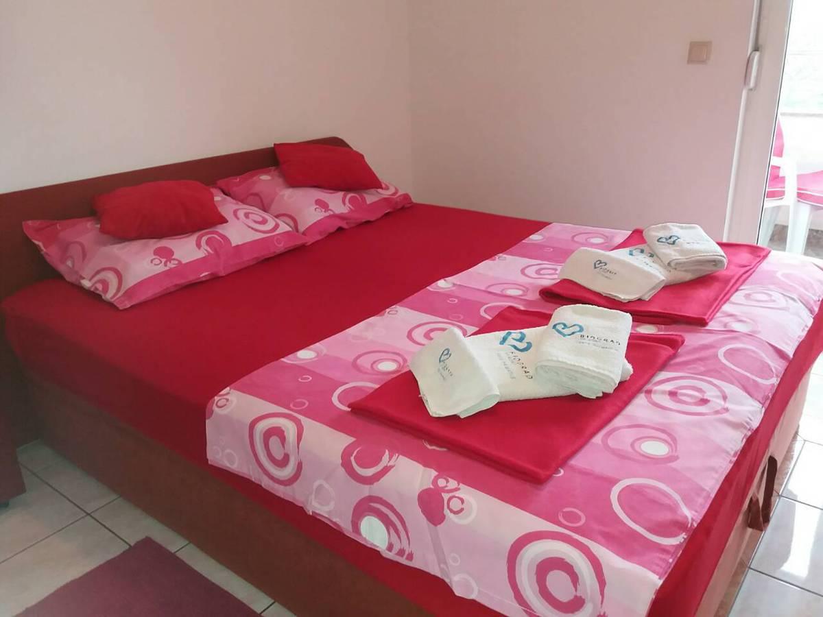 2018.09.01-tól 2018.10.01-ig / Biograd, Horvátország - Residence Angie 5 nap 4 éjszaka apartman 4 fő részére önellátással