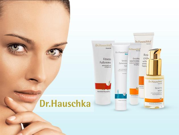 Ápold bőröd Dr. Hauschka természetes, növényi kivonatokat tartalmazó kozmetikumaival!