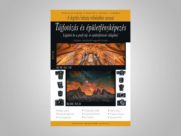 Tájfotózás és épületfényképezés 2018 - AZONNAL ÁTVEHETŐ