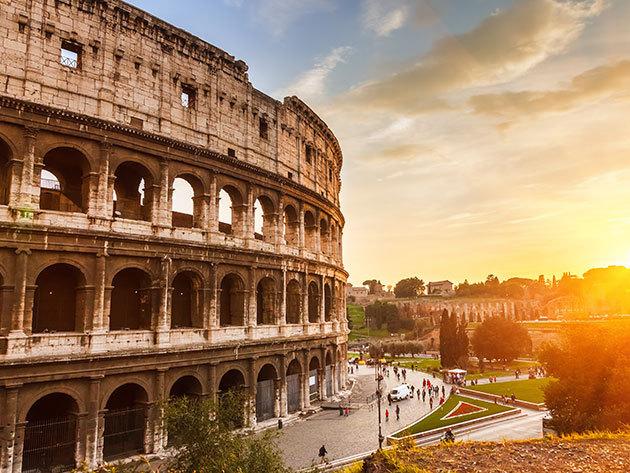 Róma - 2 vagy 3 éjszaka szállás 2 fő részére reggelivel az örök városban / Osimar Hotel***