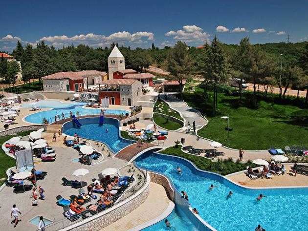 Horvátország, Sol Garden Istra Hotel**** Umag - szállás 5 éjszakára félpanziós ellátással
