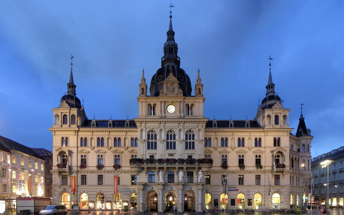 Graz városlátogatás és Ausztria legnagyobb szabadtéri néprajzi múzeumának felfedezése Stübingben 2018. augusztus 18. /fő