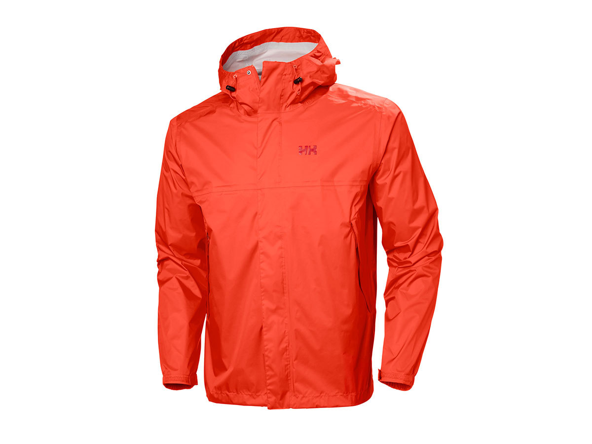 Helly Hansen LOKE JACKET - GRENADINE - XL (62252_135-XL )