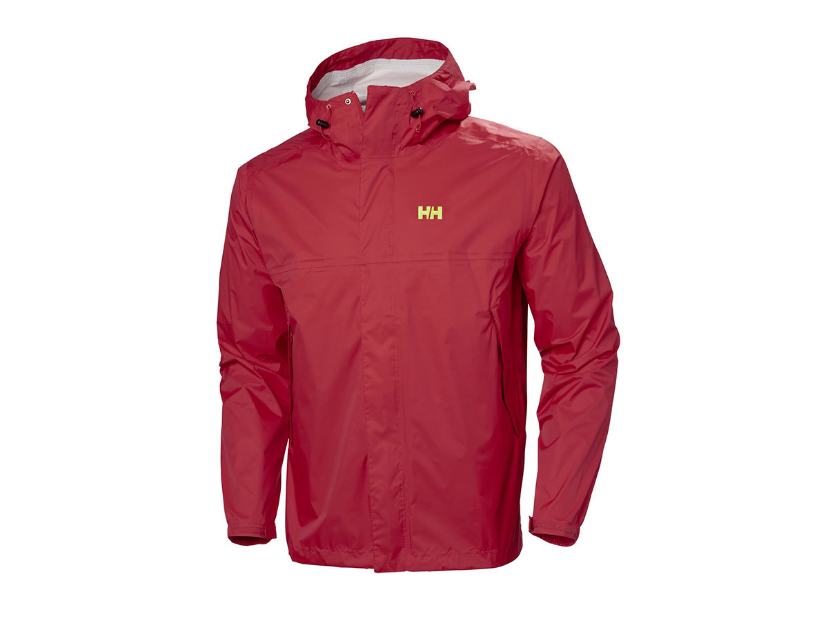 Helly Hansen LOKE JACKET - SYRAH - XXL (62252_149-2XL )
