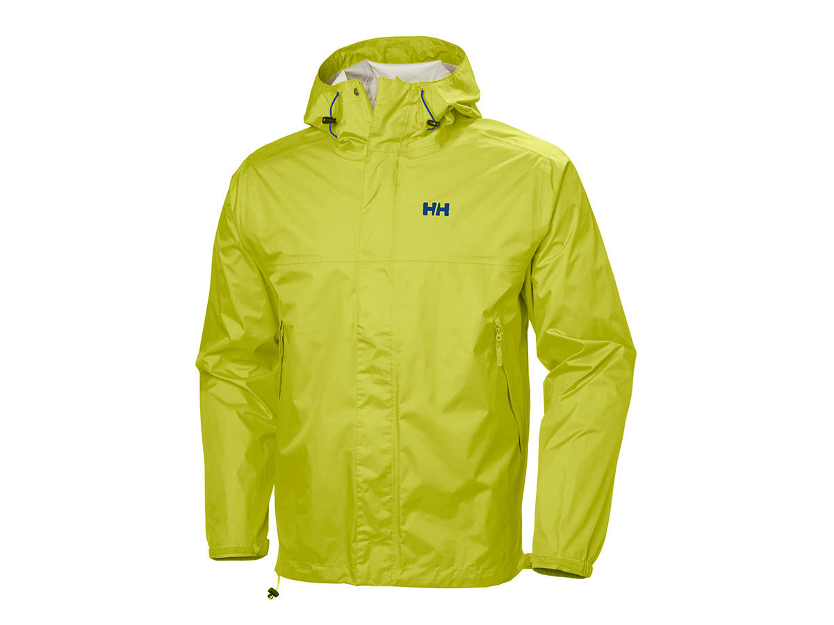 Helly Hansen LOKE JACKET - SWEET LIME - XXL (62252_350-2XL )