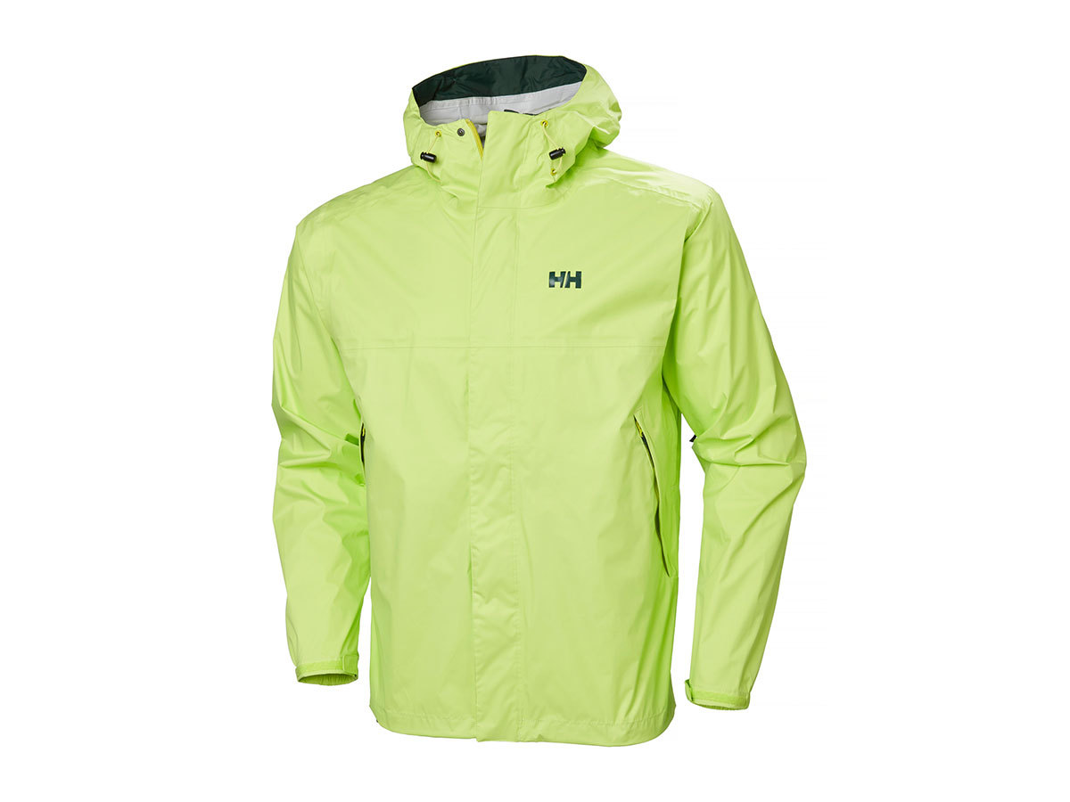 Helly Hansen LOKE JACKET - SHARP GREEN - XXL (62252_395-2XL )