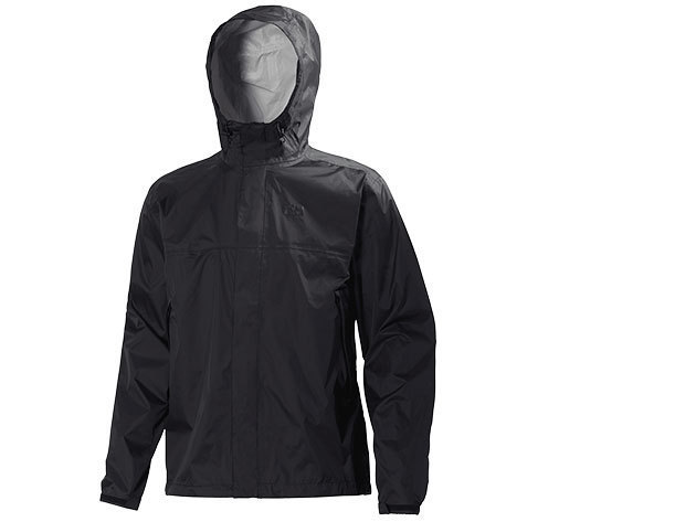 Helly Hansen LOKE JACKET - BLACK - XXXXXL (62252_990-5XL )
