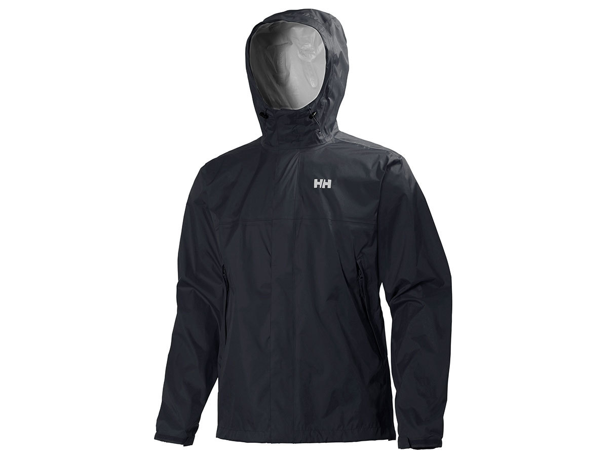 Helly Hansen LOKE JACKET - GRAPHITE BLUE - XXXXL (62252_994-4XL )