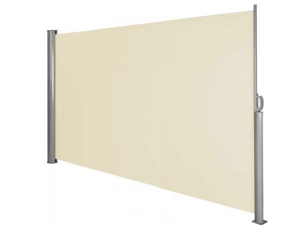 Kihúzható árnyékoló fal - bézs HOP1000719