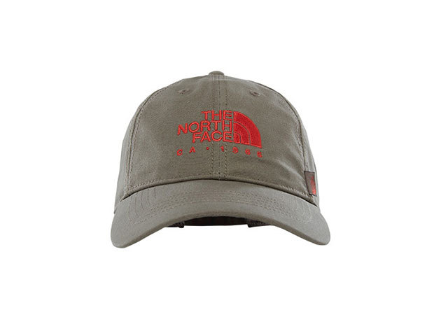 The North Face baseball sapka CANVAS WORK BALL CAP WMRNBN/BSNVRDML - T0CF8E1WX - EGYENMÉRET