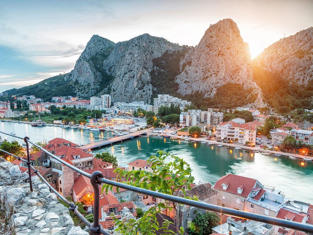 Omis, Horvátország, Pansion Begic - szállás 3, 5 vagy 7 éjszakára 2 fő részére reggelivel