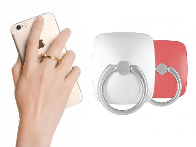 IJELLYRRG telefontartó gyűrűk - biztos fogás, támasz, praktikusság, nagy kijelzőjű készülékekhez is...