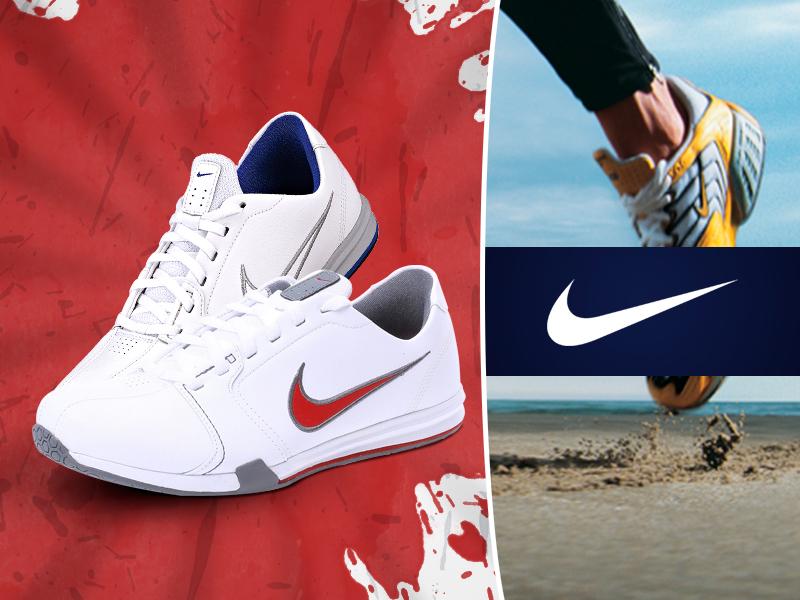 Most fél áron választhatsz 2 szuper Nike férfi sportcipő közül!