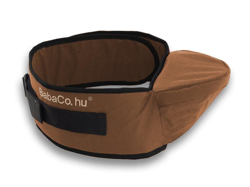 BabaCo® csípőülőke / bronz barna