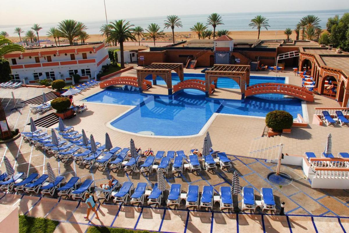 Indulás 2018. július 18, 25., augusztus 1, 5, 12, 15, 29. / 7 éjszaka Marokkóban repülővel, a Hotel Almoggar Garden Beach***-ben, félpanzióval / 2 fő