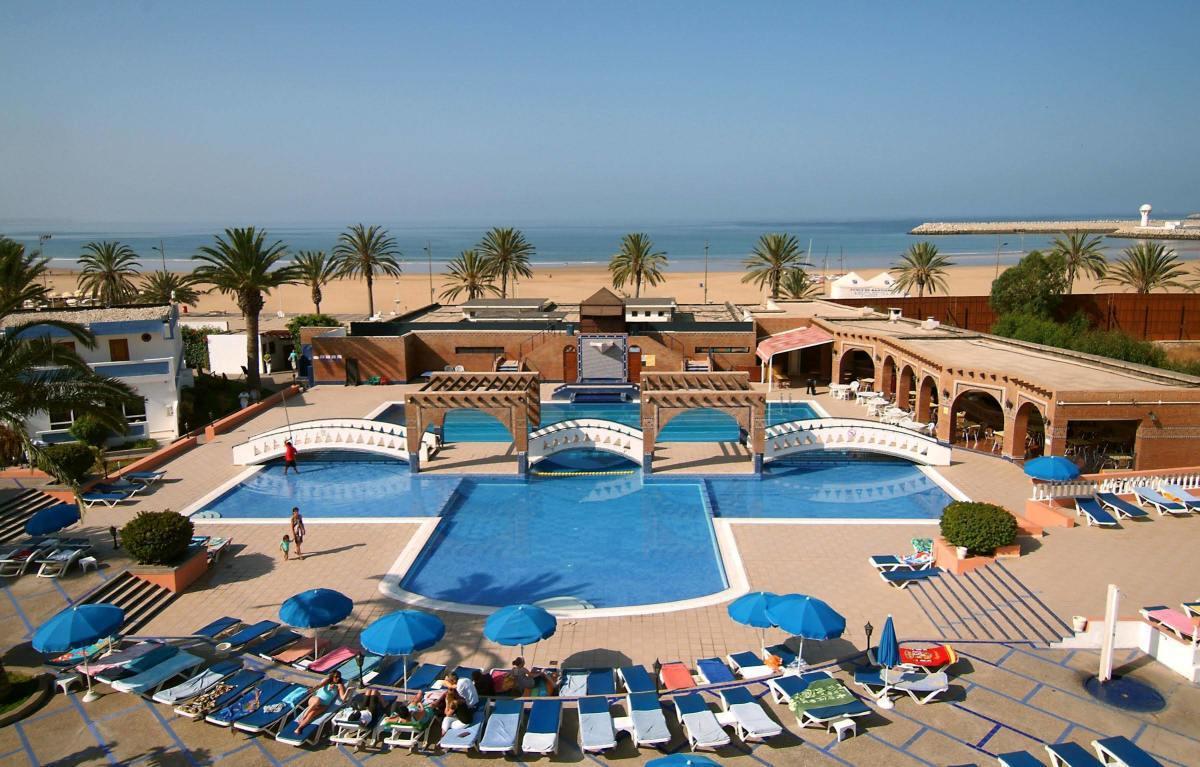 Indulás 2018. október 7, 17. / 7 éjszaka Marokkóban repülővel, a Hotel Almoggar Garden Beach***-ben, félpanzióval / 2 fő