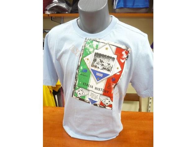 Puma Italia History póló - S