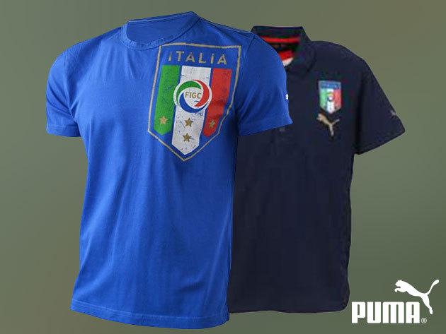 Puma Italia póló OUTLET - kényelmes, divatos szabadidő ruházat férfiaknak XS-XL méretben