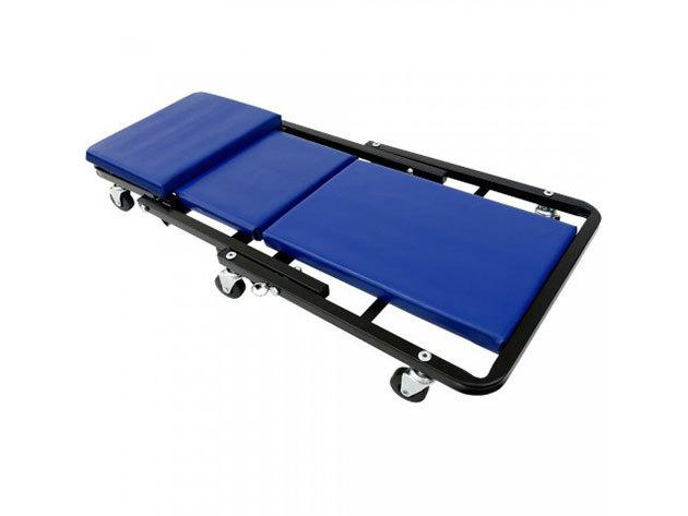 Gurulós aláfekvő és szerelő szék - HOP1000785-1