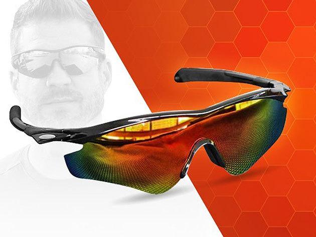 Napszemüveg vezetéshez, szabadtéri tevékenységekhez: Tac Glasses - tisztább, élesebb látás rossz fényviszonyok mellett is