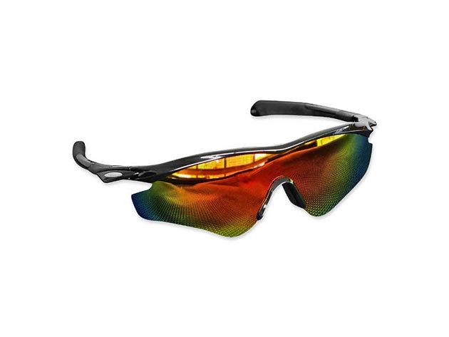 Tac Glasses napszemüveg - Taktikai előny!