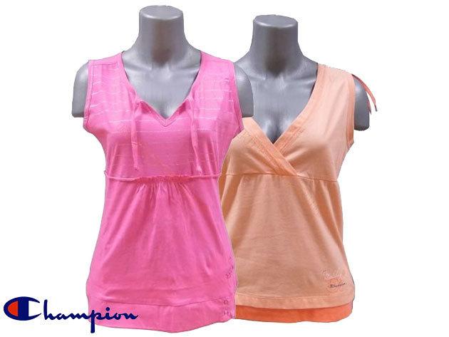 Champion női pólók kényelmes pamut anyagból S-XXL méretben 760e3fb763