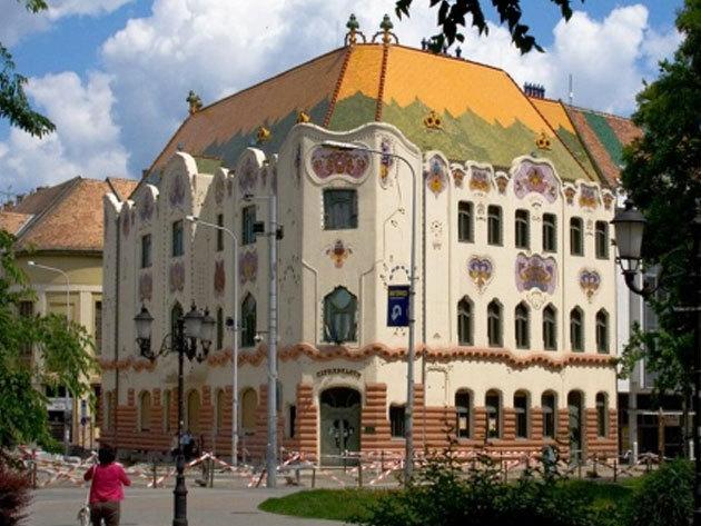 A MAGYAR SZECESSZIÓ FÖLDJÉN I. / Szeged, Kiskunfélegyháza, Szabadka - buszos utazás a szecesszió földjére szept. 22-én / fő