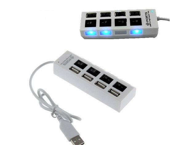 USB 2.0 HUB USB elosztó