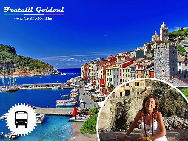 Cinque Terre - szállás 6 éjszakára hotelben reggelivel, buszos utazással, programokkal, idegenvezetéssel VAGY apartmanban önellátással / fő