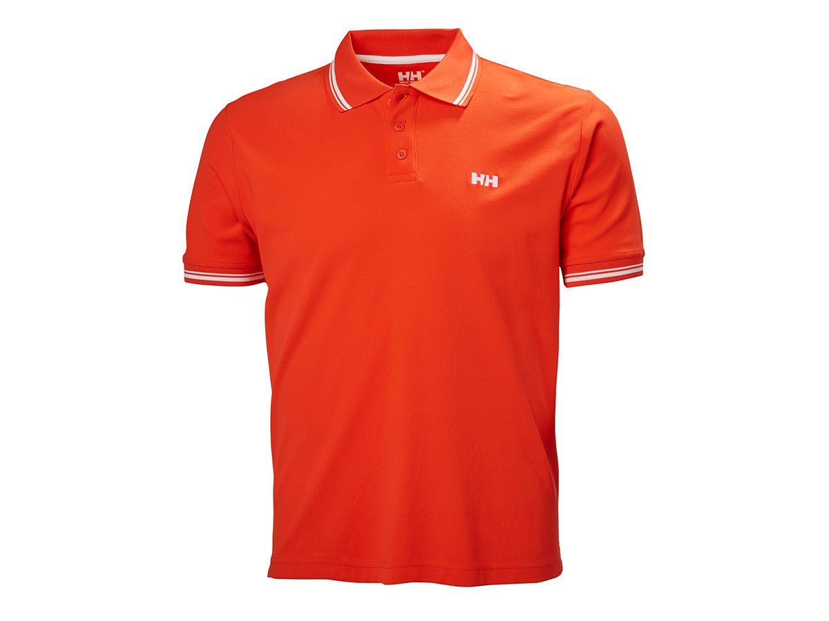 Helly Hansen KOS SS POLO - GRENADINE - XXXL (50565_135-3XL )