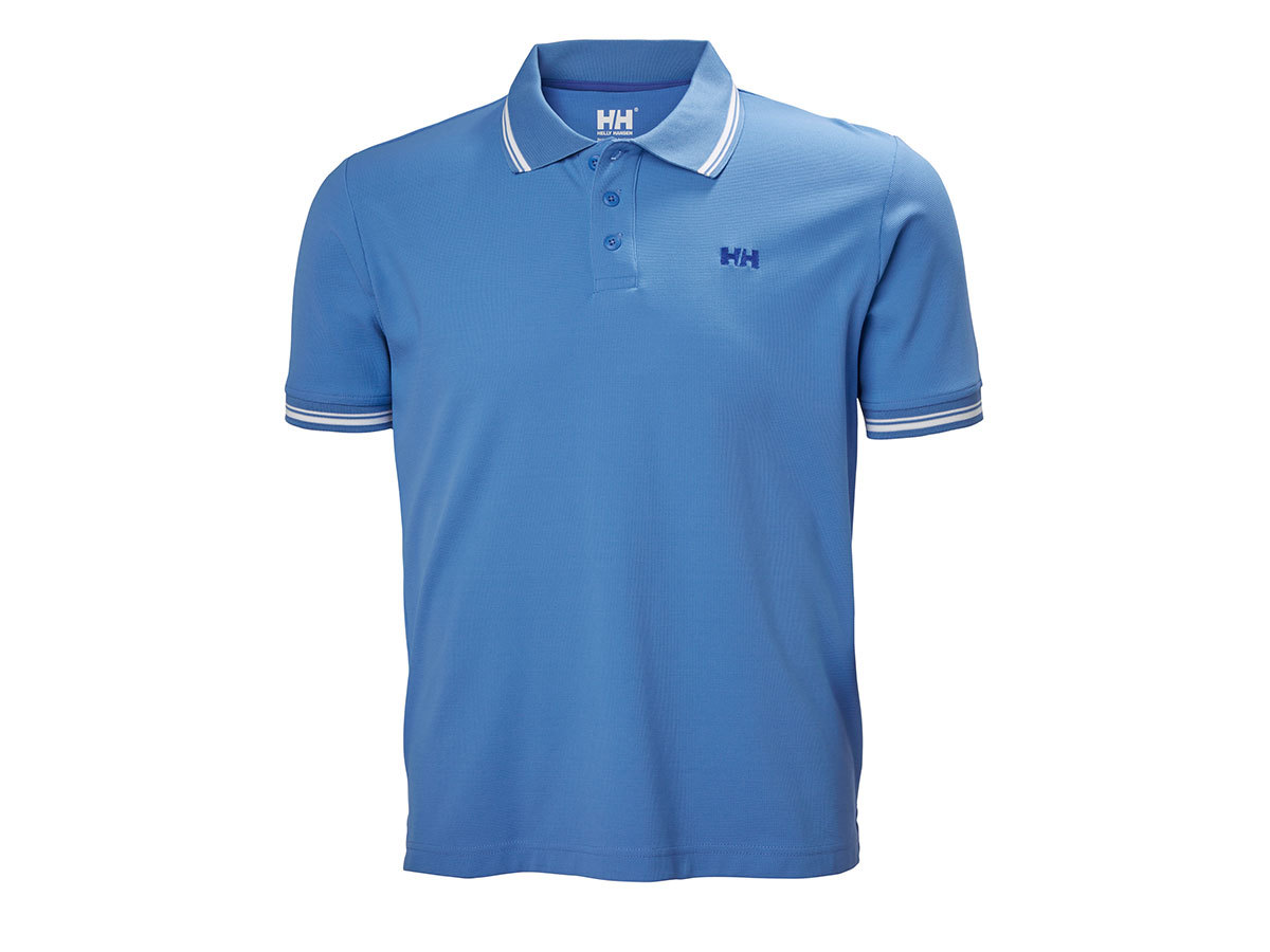 Helly Hansen KOS SS POLO - BLUE WATER - M (50565_503-M )