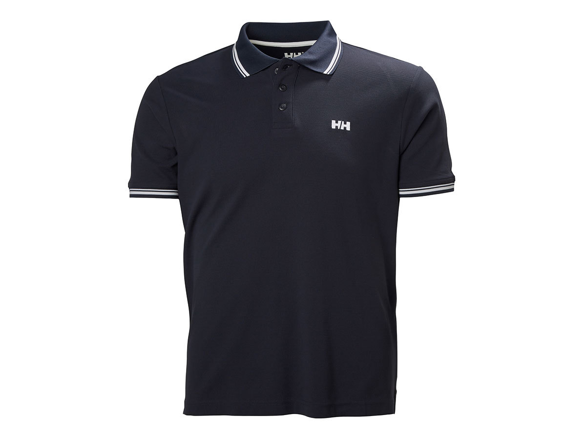 Helly Hansen KOS SS POLO - NAVY - XL (50565_596-XL )