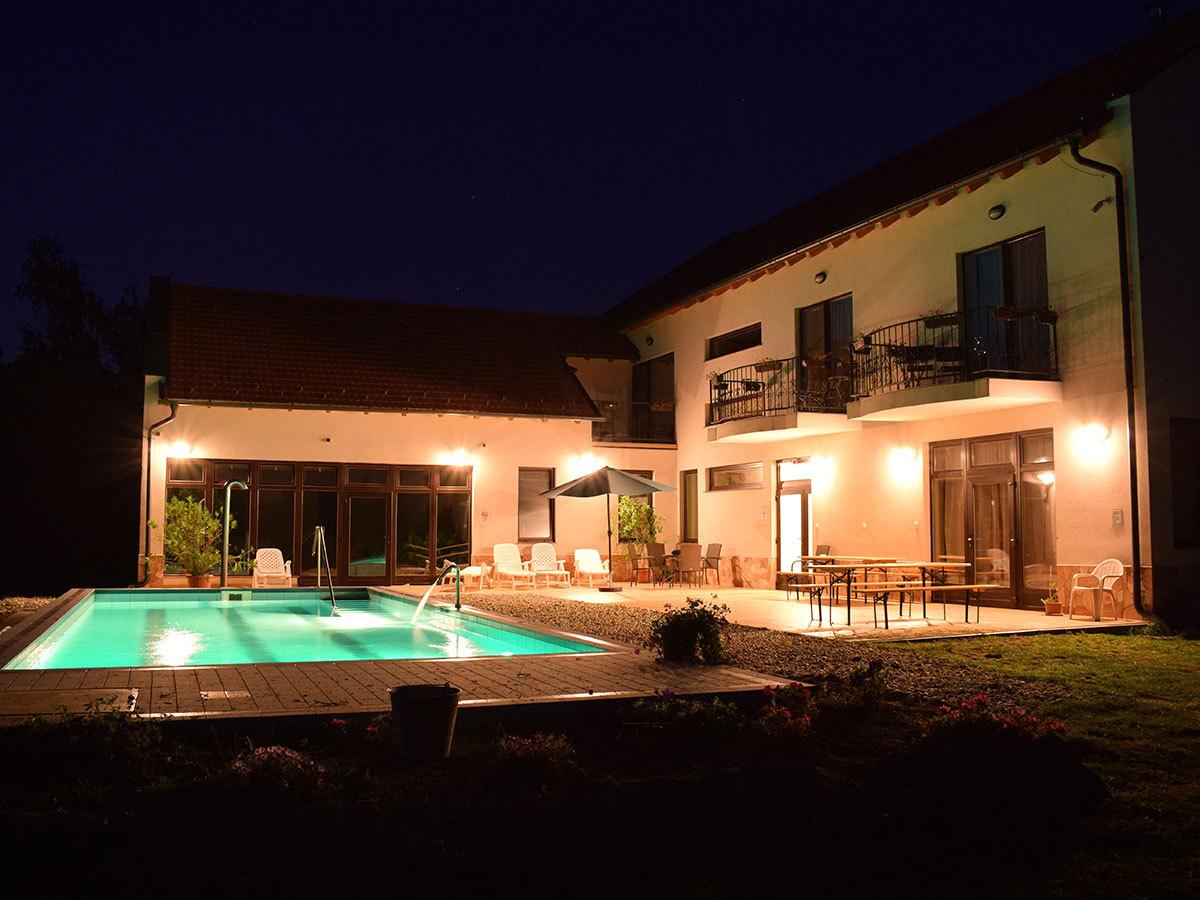 Harkány, Meridian Thermal Hotel - szállás 2 fő részére félpanzióval, wellness használattal, 2, 3 vagy 6 éjszakára