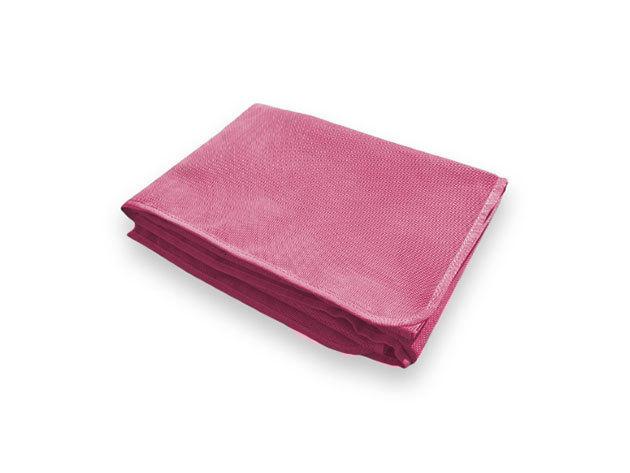 Homokmentes strand szőnyeg (200x150cm) - Pink