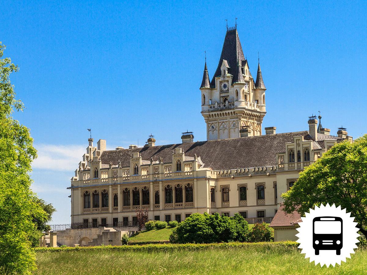 Grafenegg és Göttweig, romantikus osztrák várak és kolostorok - buszos utazás Ausztriába, 1 napos kirándulás / fő
