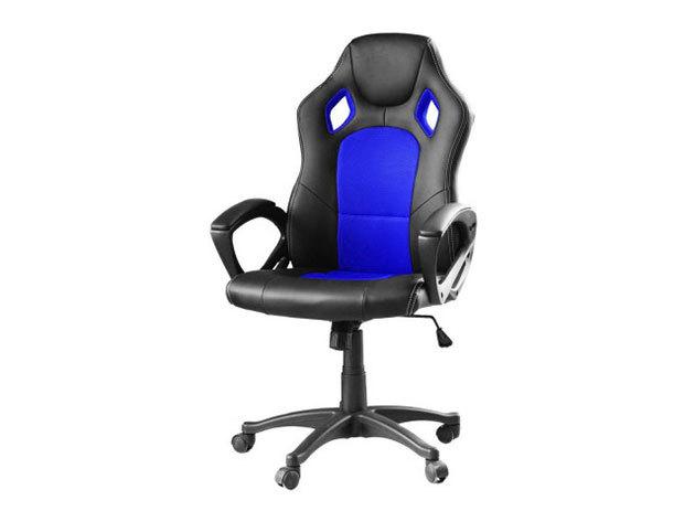 Gamer szék Basic, 3 színben (kék) - HOP1000870