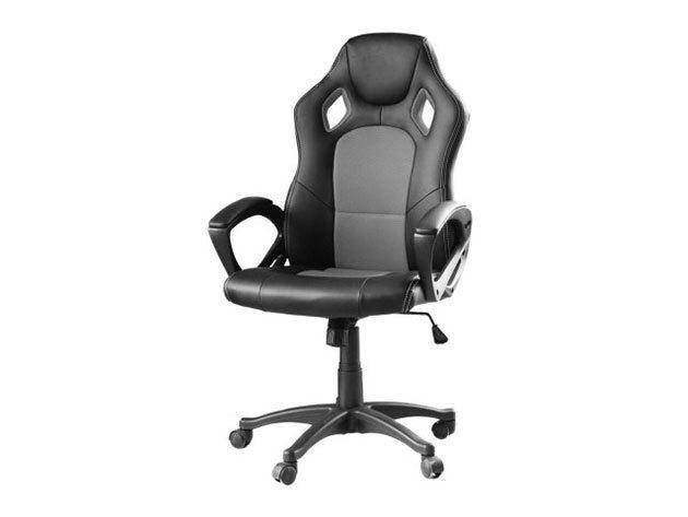 Gamer szék Basic, 3 színben (szürke) - HOP1000870