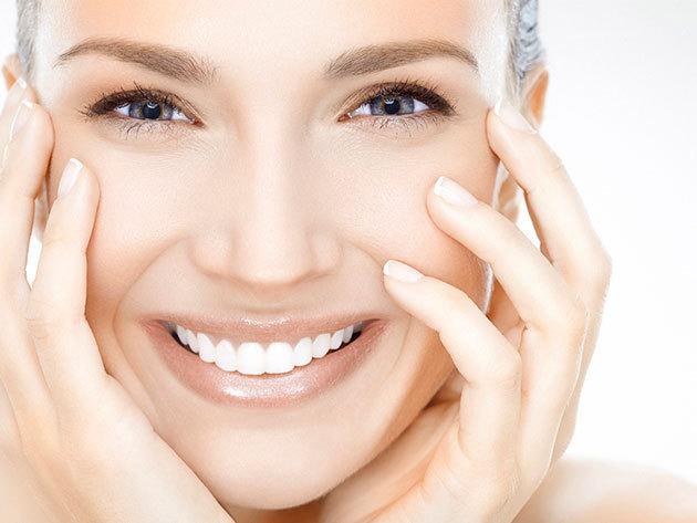Komplett arc + nyak + dekoltázs masszázs, kényeztető mélyhidratáló arcpakolással és fejmasszázzsal (3 alkalom)