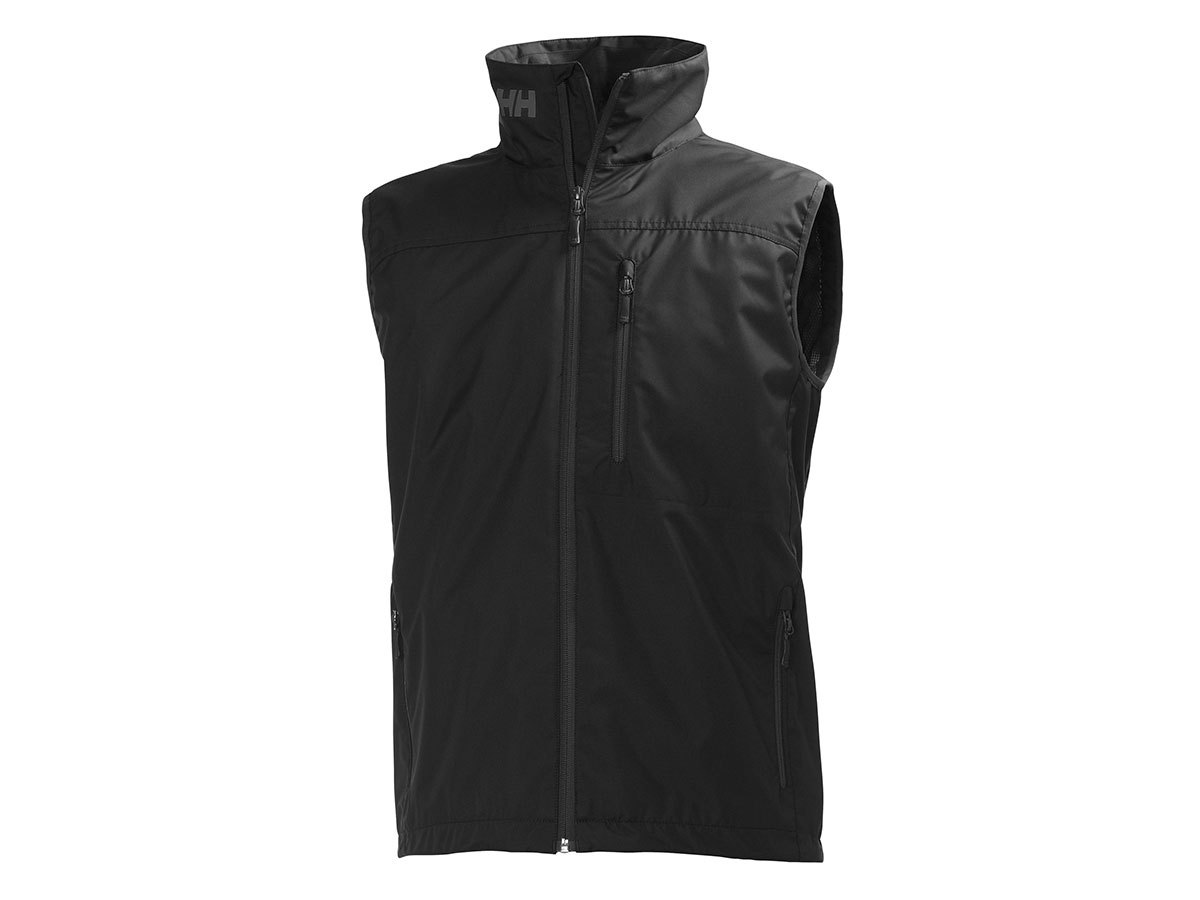 Helly Hansen CREW VEST - BLACK - XXXXL (30270_990-4XL )