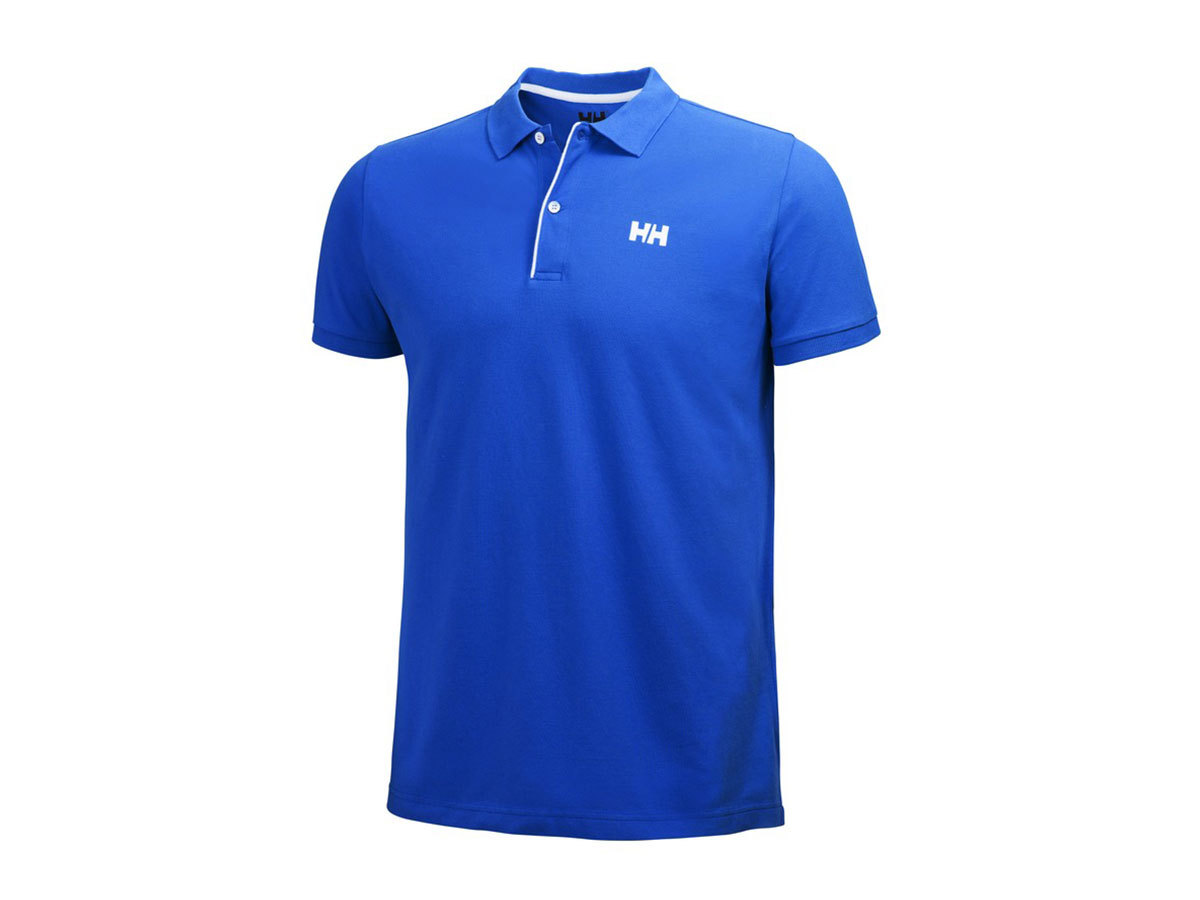 Helly Hansen CREW HH CLASSIC POLO - OLYMPIAN BLUE - S (54346_563-S )