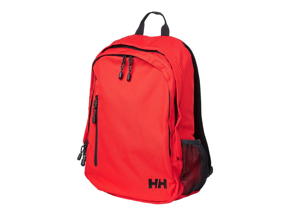 Helly Hansen DUBLIN BACKPACK 2.0 - ALERT RED - STD (67386_222-STD )